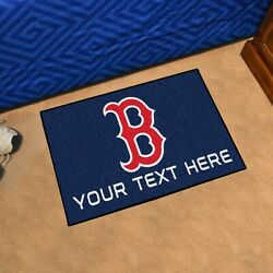 Boston Red Sox She Cave Woman Cave Rug Mlb Fanmats