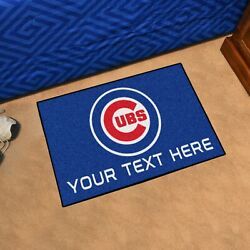 Chicago Cubs She Cave Woman Cave Rug Mlb Fanmats