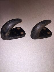 1953 1954 1955 1956 Ford Truck Rare Tow Hooks F100 Pickup Panel F600 Optional 56