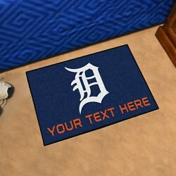 Detroit Tigers She Cave Woman Cave Rug Mlb Fanmats
