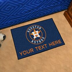 Houston Astros She Cave Woman Cave Rug Mlb Fanmats