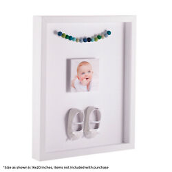 Arttoframes 24x30 Shadow Box Frame Framed In White Various Colors