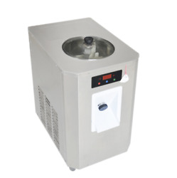 Automatic Hard Ice Cream Machine With 6l Cylinder,r410a Refrigerant,15l/h