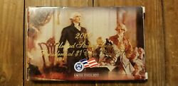 2009 Us Mint Presidential 1 Coin Proof Set, Box, Complete Packaging