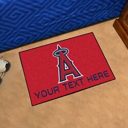 Los Angeles Angels She Cave Woman Cave Rug Mlb Fanmats