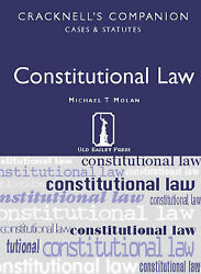 Constitutional Law Companion Cracknell's Companion Cases And Statutes By Mola