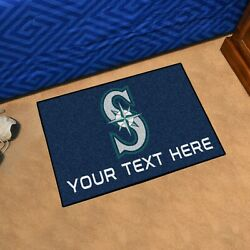 Seattle Mariners She Cave Woman Cave Rug Mlb Fanmats