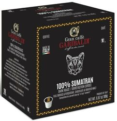 108 Ct Italian Single Serve Coffee Cups For Keurig K-cup Brewers 0.35 Per Cup