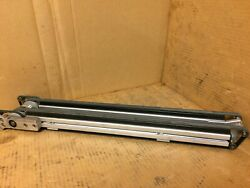 Mini Conveyor 8020 Frame Twin 9/16 Belts Toothed Belt Drive Mount Plates