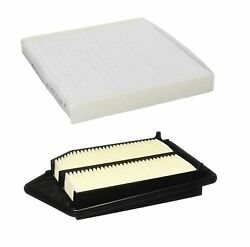 🔥 Genuine 4 Cylinder Air Filter And Cabin Filter Kit For Honda Accord 13-17 🔥