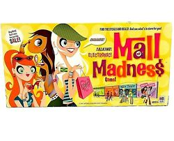 2004 Mall Madness Talking Electronic Teen 3d Board Game Complete Works