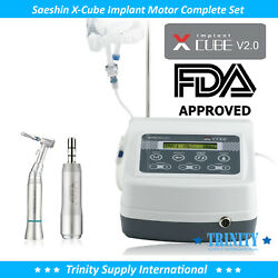 X-cube Dental Implant Surgery Motor Complete Set Fda. High Tech With Low Price-