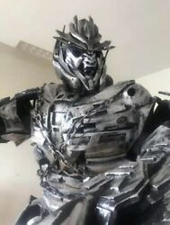 megatron transformation full body cosplay suit