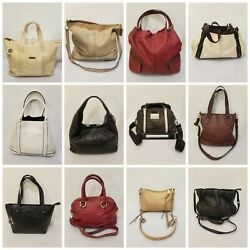 COACH and Other Designer Bags - Lot of 12