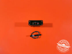 Kit - Remote Switch P/n 45000-4 And Instrument Lights 12v