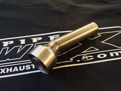 Baffles Db Killers 43 Mm Angled Exhaust Can Silencer For Akrapovic, Silencers X4