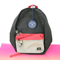 Parkland The Meadow Backpack Black/grey/red New 9384