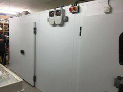 Walk In Chiller Commercial Catering Butchery Refrigeration Cold Room