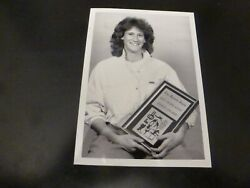 Vintage Glossy Press Photo Concord Basketball All Scholastic Heather Harris 1988