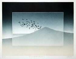 Jean Solombre 8 Aquatint Etching. Handsigned And Numbered. Years 1985 And 1986.