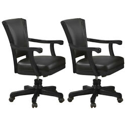 Legacy Elite Gas Lift Game Chairs Set Of 2