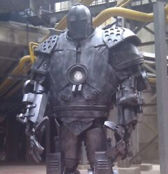 Iron Monger Cosplay Full Suit
