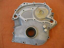 Corvette '90-'92 - Lt5 Engine Front Timing Cover. Gm Used. Reduced Price.
