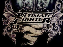 Ufc The Ultimate Fighter T-shirt New Spike Tv Ladies Womenand039s Mma Ultimate Fight