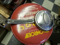 Vintage 1930s And Others Ford Script Spare Tire Bracket Wheel Basco
