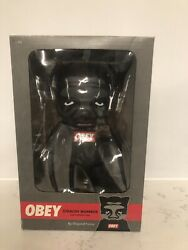 Obey Qee 8 Inch - 8 Toy2r Shepard Fairey Stealth Bomber 2 Sub Version 1