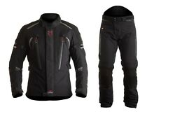 Wolf Titanium Outlast 2020 Textile Ce Motorcycle Wp Jacket And Trousers Uk