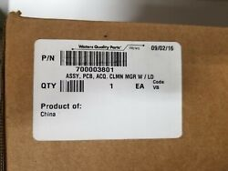 Waters 700003801 Assy Pcb Acquity. Clmn Mgr W / Ld Uplc Column Manager