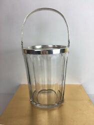 And Co. Sterling Silver Ice Bucket .cup. Vase .pitcher