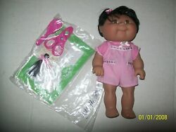 Cabbage Patch Kid Doll Mattel Kids Baby's First Haircut A/a