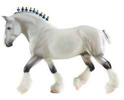 Breyer NIB * Grey Shire * 1793 Shannondell Draft Traditional Model Horse
