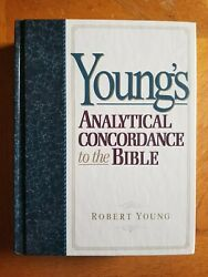 Young's Analytical Concordance To The Bible, Robert Young
