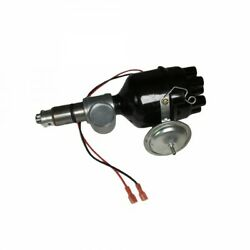 New Electronic Ignition Distributor And Coil Triumph Gt6 1966-1973 Delco W Tach
