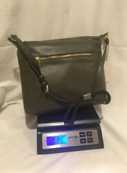 NEW A New Day Olive Soft Crossbody Bag Olive $32.99