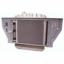 58 59 Chevrolet Gmc Pickup High Performance Condenser W/brackets Drier And Tubes