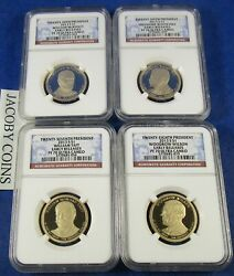 2013 S Ngc Pf70 Early Releases Presidential Dollar Proof Coin Set