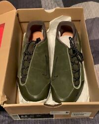 Nike Mens Footscape Free Premium NSW NRG Green Athletic Shoes 8.5  Medium (D)