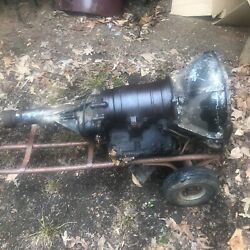 1956 Cadillac Transmission With Cooler - Converter - Trans Mount Solid Core