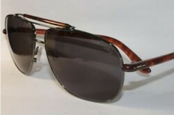 Tom Ford  Geometric Ace Sunglasses - BlackSmoke BRAND NEW Designer Frame buyNow