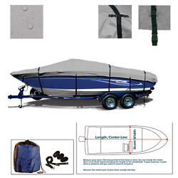 Wellcraft Scarab Panther 30 Powerboat Heavy Duty Trailerable Storage Boat Cover