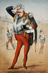 Draner 1833-1926 Types Militaires 1864, Offr Cuirassiers, Pl.68