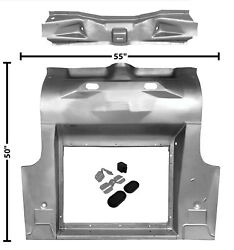 1965 66 67 68 69 70 Mustang Trunk Floor For 1 Mini Tub Coupe/fastback 3649sf