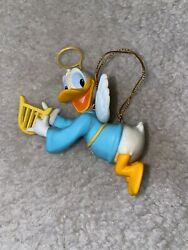 Grolier Collectables Disney Christmas Angels - Donald Duck Dca 003906, New W/box