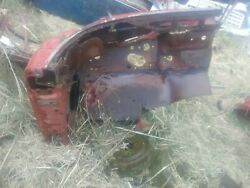 1959 Chevrolet Impala Sport Coupe Rusty Cowl Section With Tag 2 Door Hardtop
