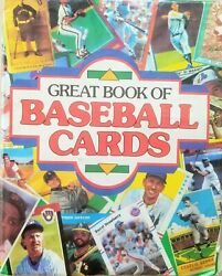 Great Book Of Baseball Cards, By Tom Owens, Et. Al. - 1989