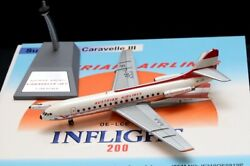 New Inflight 200 Austrian Airlines Sud Se-210 Caravelle Oe-lce If210oe0919p